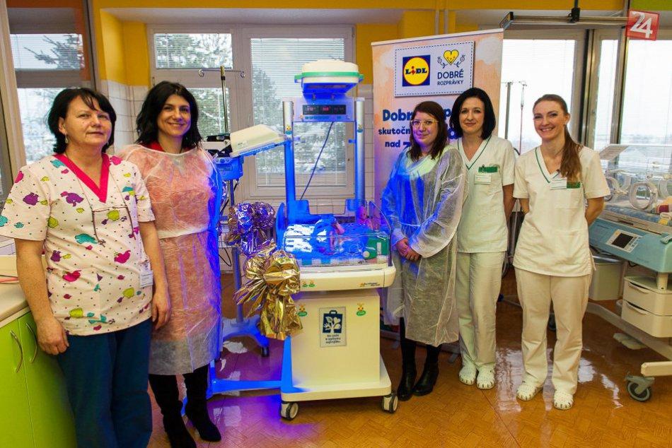 OBRAZOM: V spišskonovoveskej nemocnici pribudli nové prístroje pre bábätká