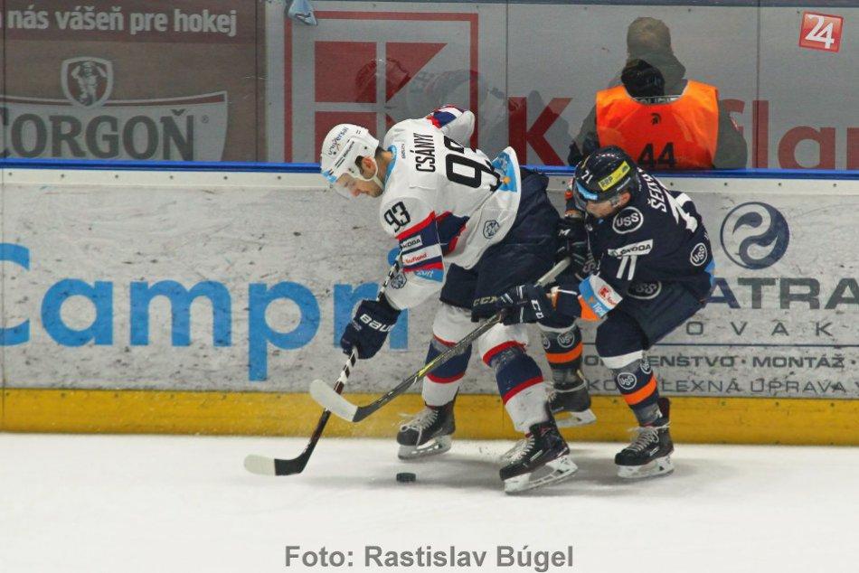 Nitra opäť nezaváhala, v derby kola porazila Košice