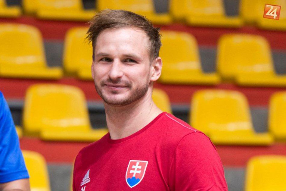 Martin Straňovský podpísal zmluvu s Tatranom Prešov
