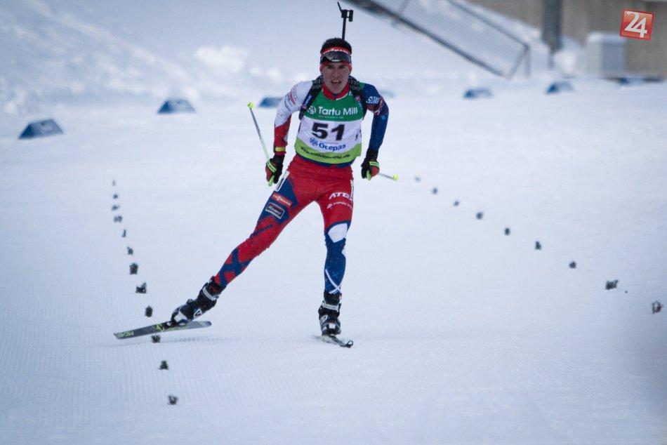 V OBRAZOCH: Revúcky biatlonista Sklenárik piaty na majstrovstvách sveta