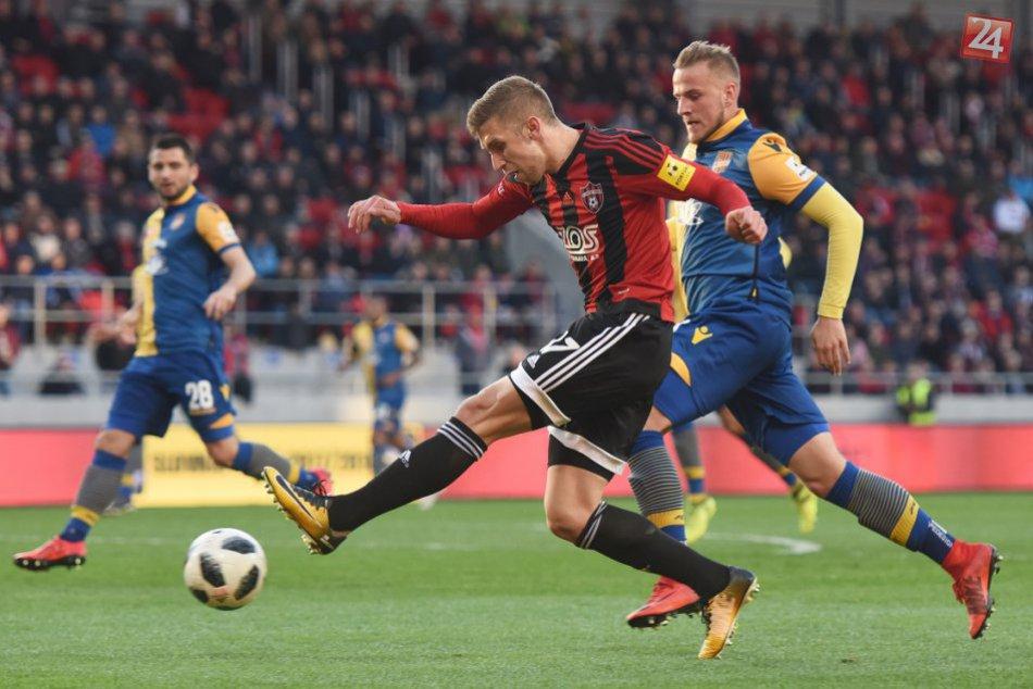 OBRAZOM: Spartak Trnava - DAC 1904 Dunajská Streda 2:0 (0:0)