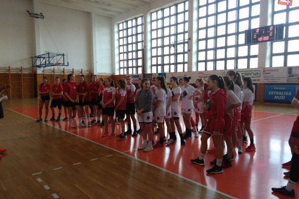 V OBRAZOCH: Zvolenčanky postúpili na majstrovstvá Slovenska v basketbale ZŠ