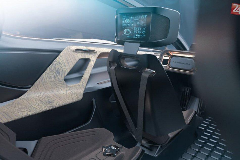 Horúca novinka z dielne AeroMobilu: Na svete je úplne nové lietajúce auto, FOTO