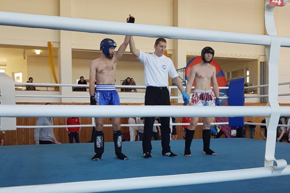 V OBRAZOCH: Mladí revúcki kickboxeri v 2. kole open ligy