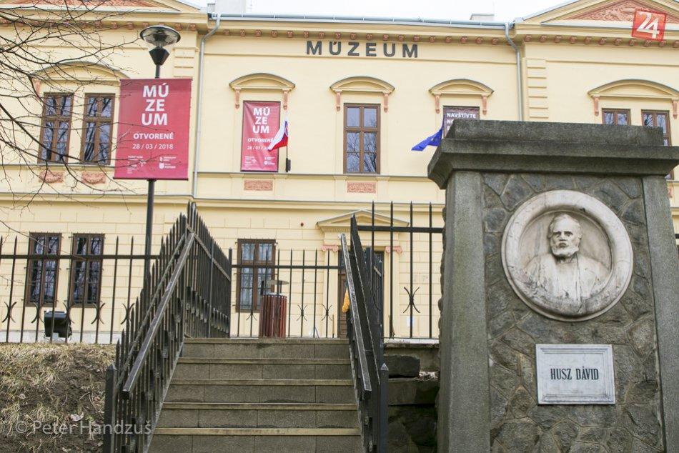 Podtatranské múzeum otvorené!