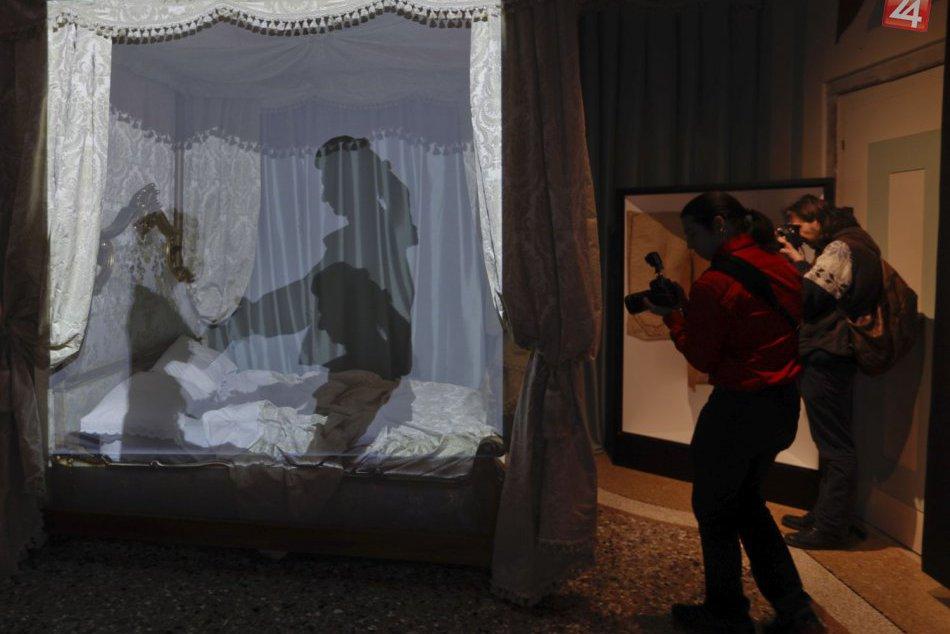 Casanova ožije v múzeu venovanom najväčšiemu milovníkovi všetkých čias