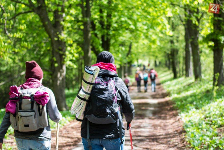 OBRAZOM: Púť na Katarínku. Minuloročné putovanie lesmi
