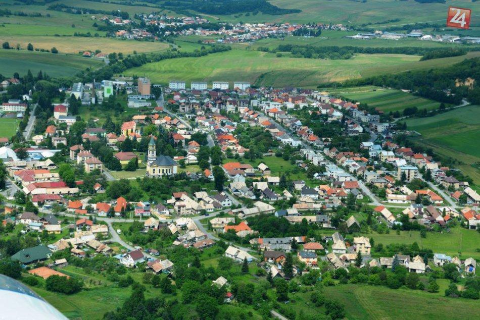 V OBRAZOCH: Krása obce Pliešovce zachytená zo zeme i z výšky