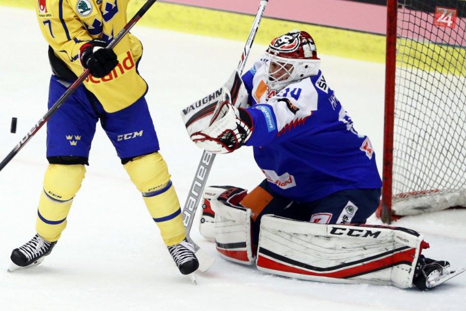 Odchovanec Považskej v reprezentácii: Hrenákov debut vo Švédsku na FOTO