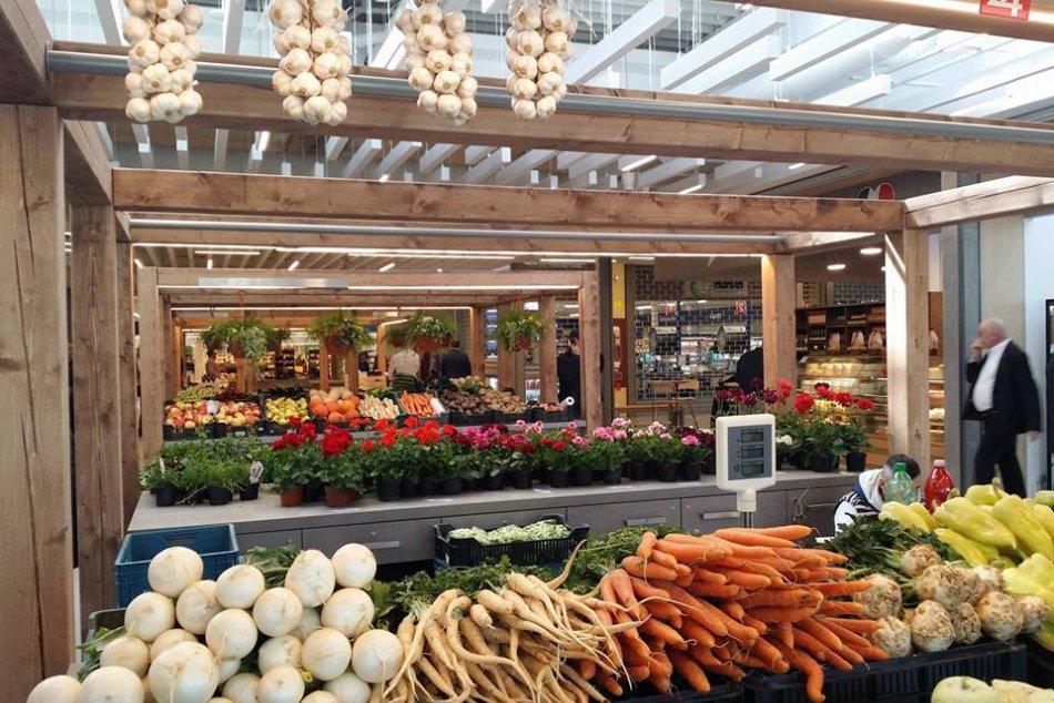 Petržalská tržnica - otvorenie