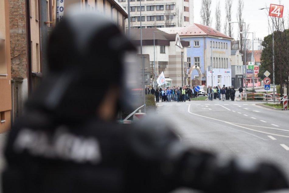 OBRAZOM: Spartak Trnava zvíťazil nad Slovanom Bratislava