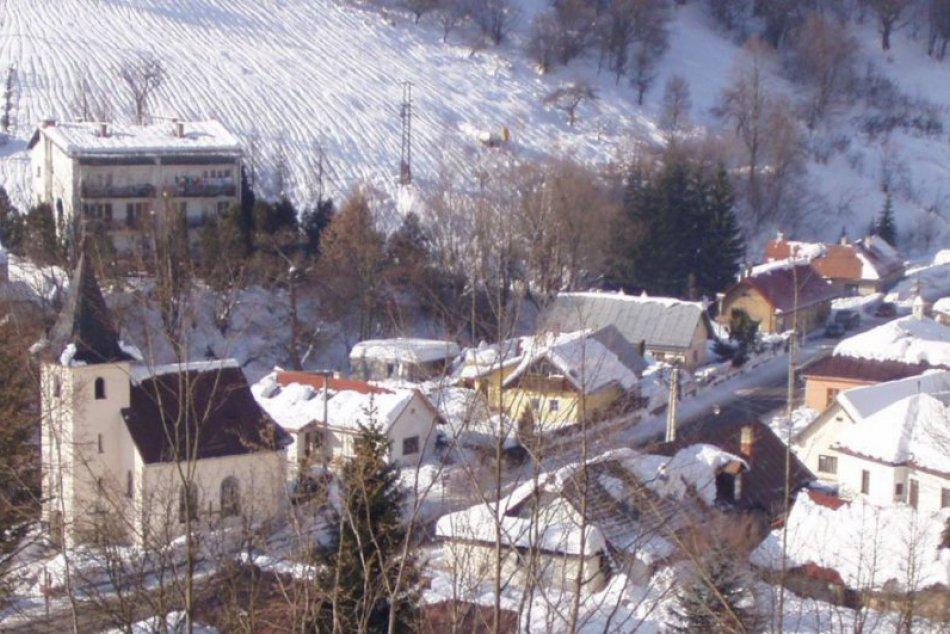 V OBRAZOCH: Dolný Harmanec a krásy jeho okolia