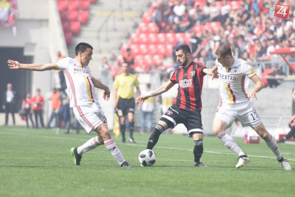 OBRAZOM: Spartak Trnava - MFK Ružomberok 1:0