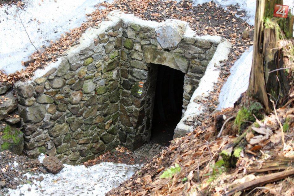 V OBRAZOCH: Unikátny Görgeiho tunel pri Bystrici