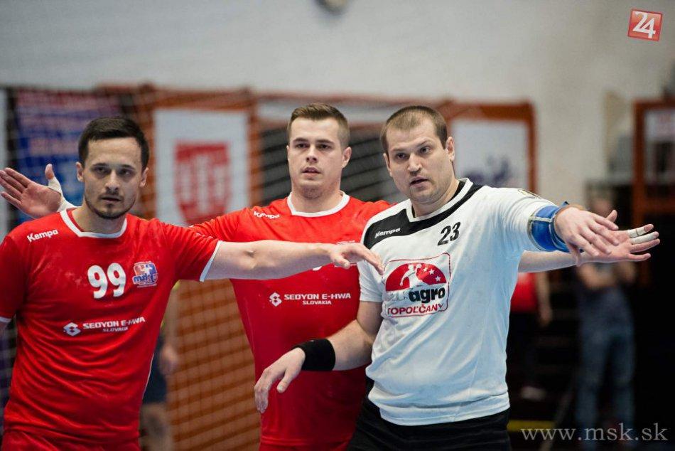 Semifinále play-off: Prvý zápas Považská Bystrica - Topoľčany na FOTO