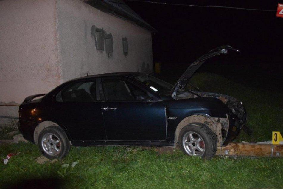 V Michalovskom okrese sa stala nehoda: ZÁBERY z miesta!
