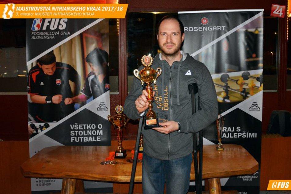 Šaľa hostila: Naši foosballisti zorganizovali krajské majstrovstvá, FOTO