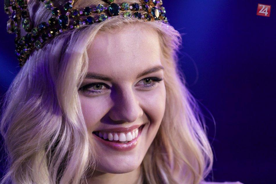 Novou Miss Slovensko je Humenčanka: Dominika na FOTKÁCH z finálového večera