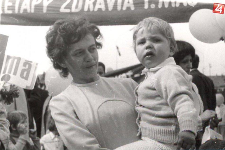 Aj v Šali sa slávil 1. máj: Pozrite si historický záznam v Kronike aj FOTO!