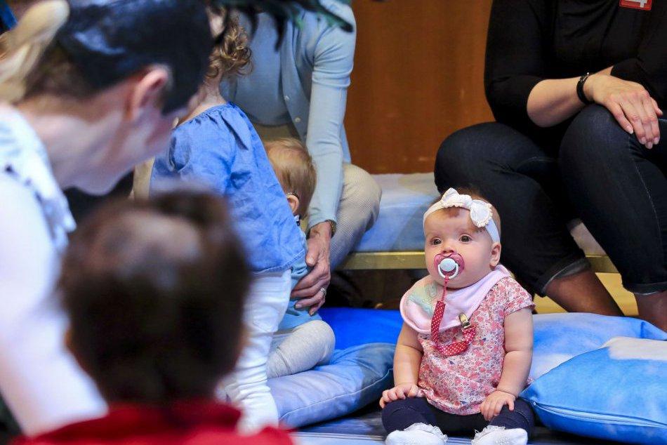 V New Yorku pripravili operu pre 6 až 18-mesačné deti