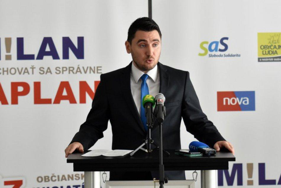 Michalovce spoznali prvého oficiálneho kandidáta na primátora: Toto je on!