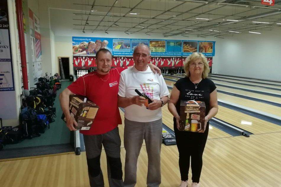 Bowling Tour mesta Poprad pokračovala 16. kolom 05/2018
