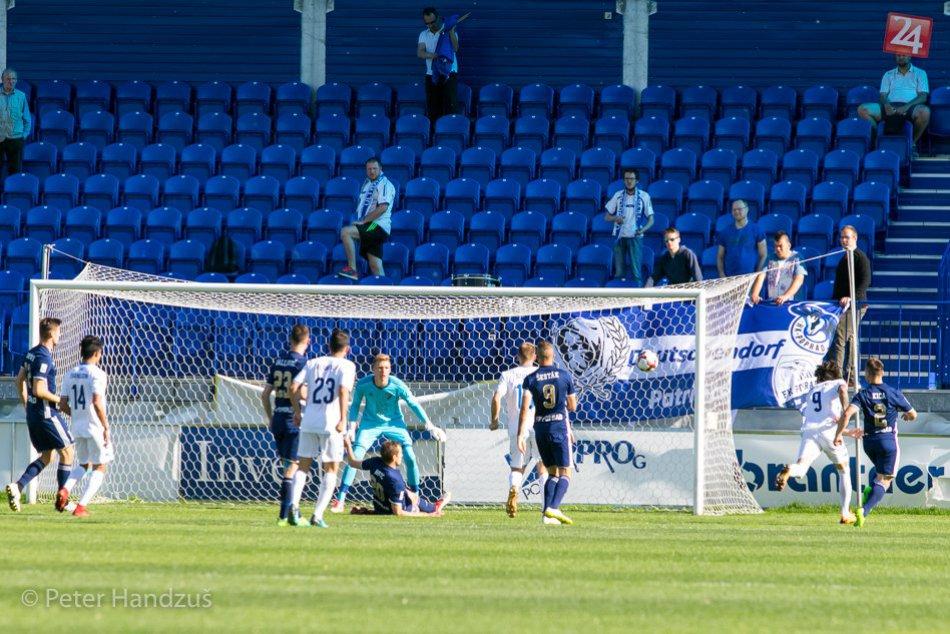 FK Poprad - FC ŠTK 1914 Šamorín