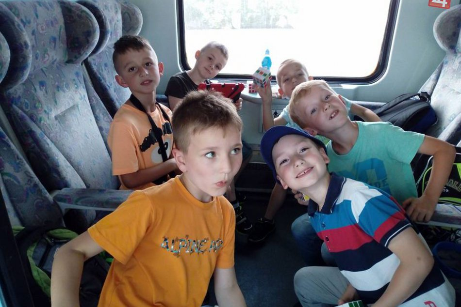 V OBRAZOCH: Chlapci zo ZŠ Laborecká v Humennom si vytancovali skvelý úspech!