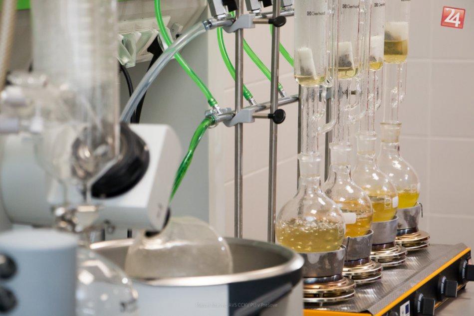 FOTO: Prešovská univerzita má nové vedecké pracovisko so špičkovou technikou