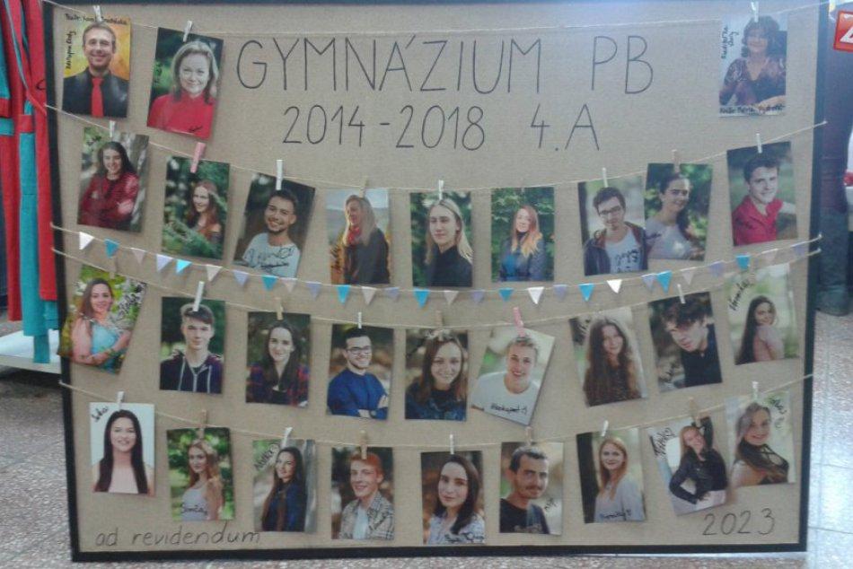 Považskobystrické maturitné tablá 2018: Pozrite, čo všetko naši žiaci vymysleli