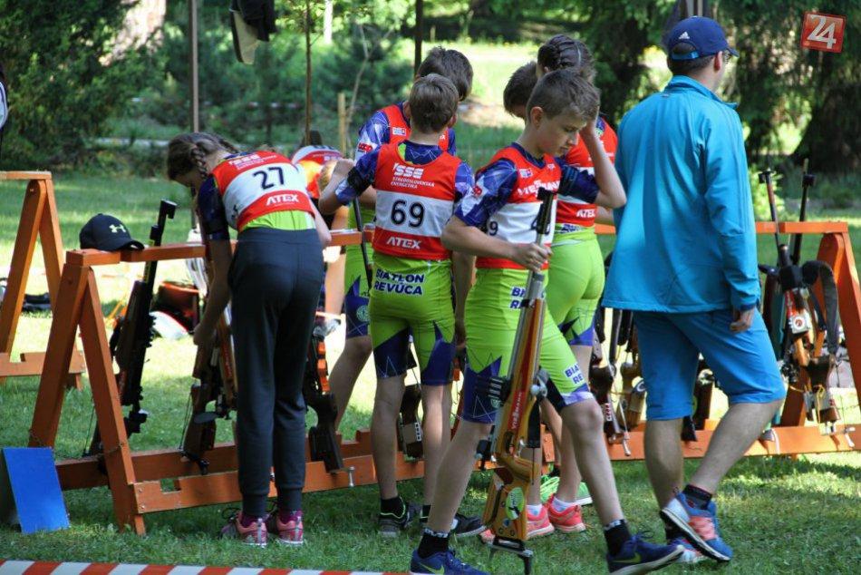 V OBRAZOCH: Prvé kolo slovenského pohára v biatlone