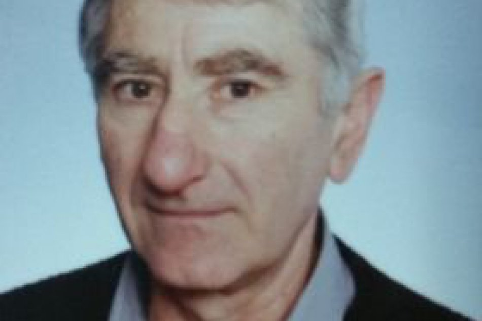 V OBRAZOCH: Polícia hľadá nezvestného Jána z Banskej Bystrice