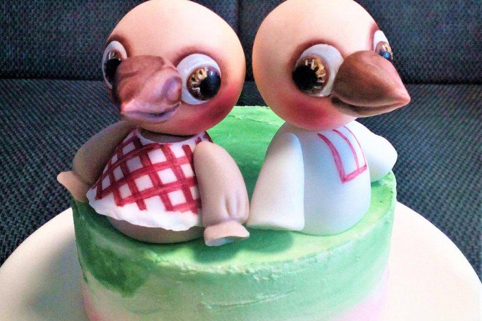 Milovníci tort, to treba vidieť: Takúto parádu vytvorila Iveta zo Smižian!