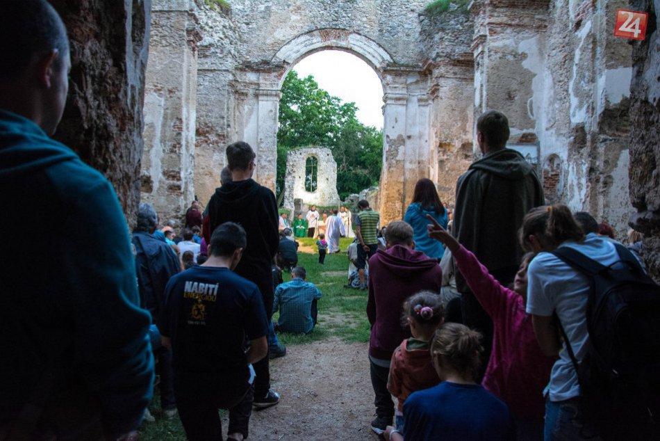 OBRAZOM: Atmosféra na minuloročnom podujatí Noc kostolov na Katarínke