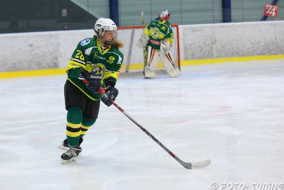Hokejistka Lucia Čarnoká: V prešovskej Šarišanke hrá v obrane