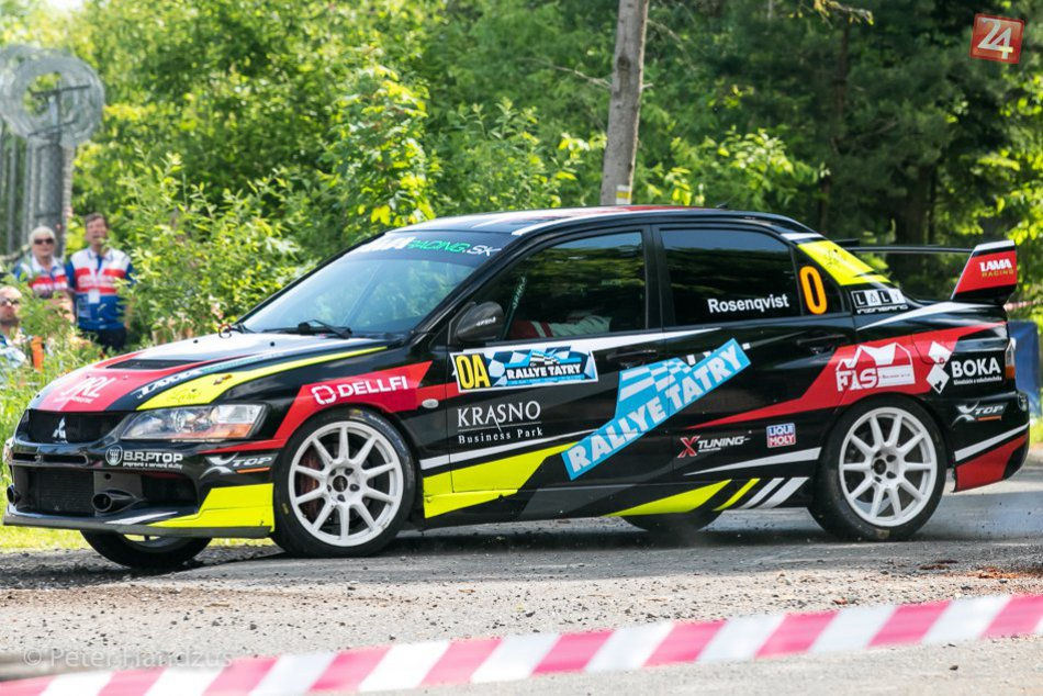 Rallye Tatry 2018 - Sobota