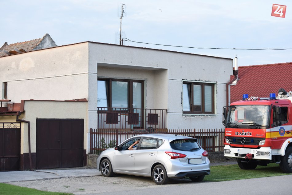 OBRAZOM: V dome novinára Kuciaka sú opäť policajti