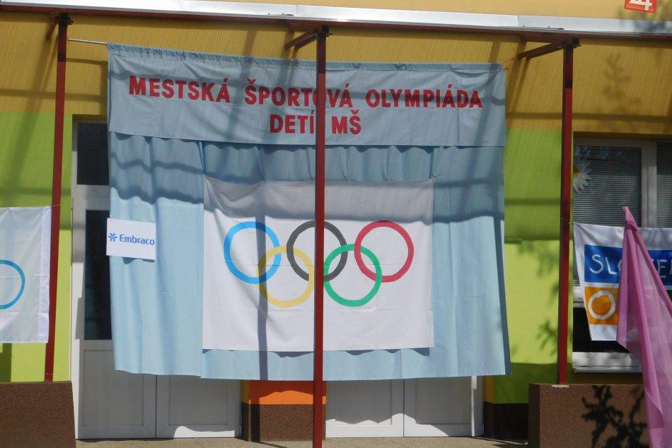 OBRAZOM: Zachytili sme objektívom športové hry škôlkarov v Spišskej