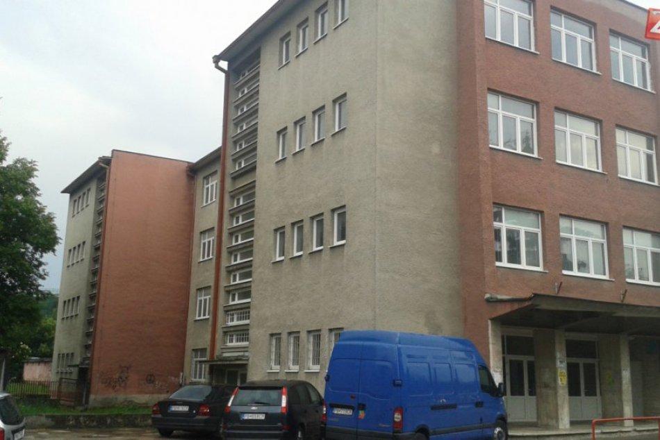 Budova bývalej SZŠ Považská Bystrica: Má tam byť škôlka či múzeum