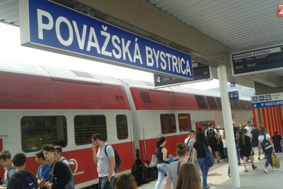 Železničná stanica v Považskej Bystrici v novom šate: Pozrite, ako vyzerá