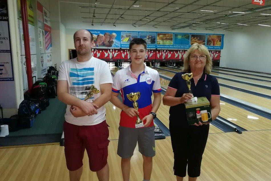 Bowling Tour mesta Poprad 18. kolo 06/2018