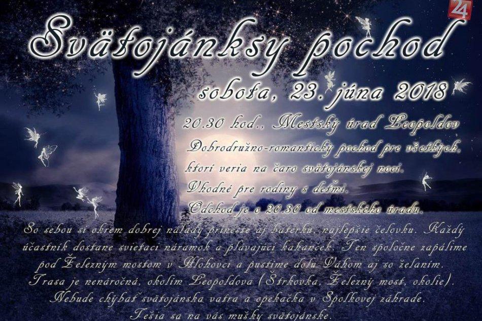 Magická Svätojánska noc: Prežite ju v spoločnosti bosoriek, čertov a ohňa