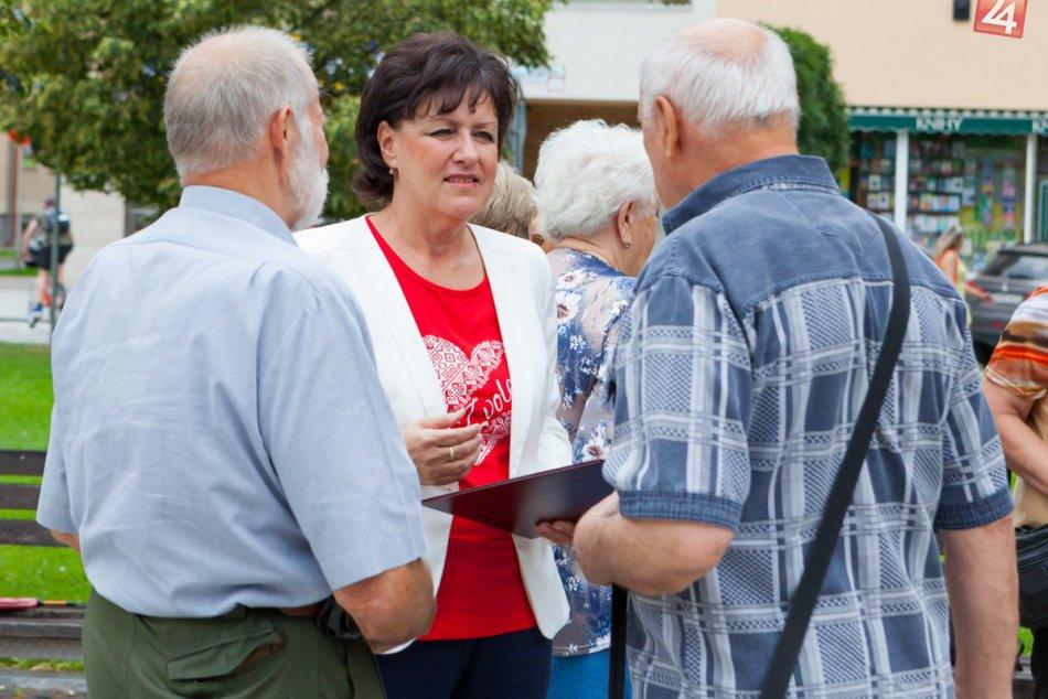 Balkovičová ohlásila zber podpisov na nezávislú kandidatúru na primátorku