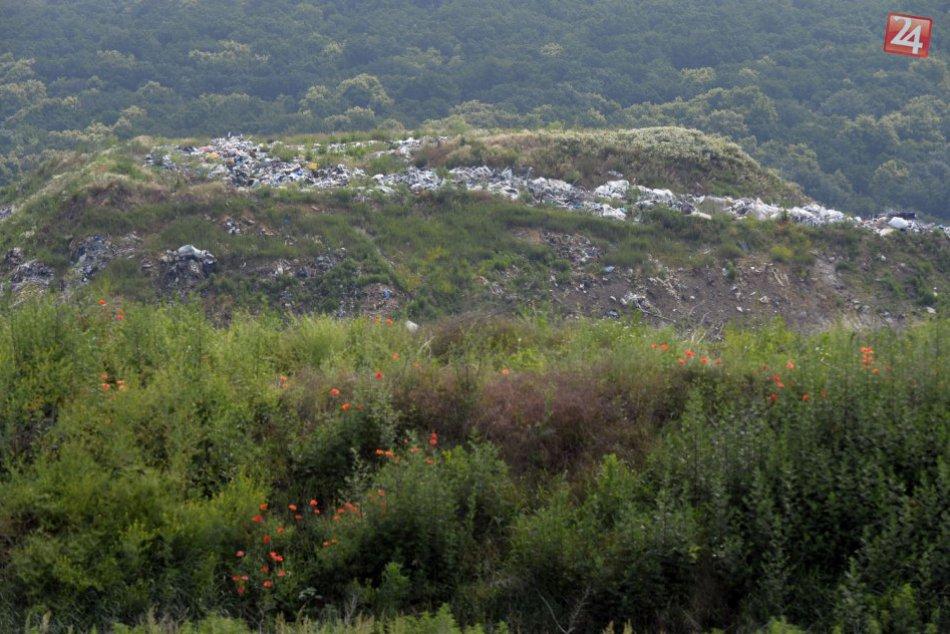 Skládka Vlčie hory