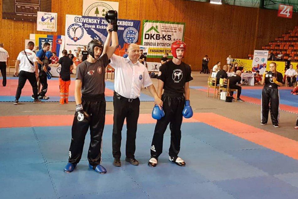 Úspešné ťaženie na šampionáte SR: Prešovčania vybojovali 12 zlatých