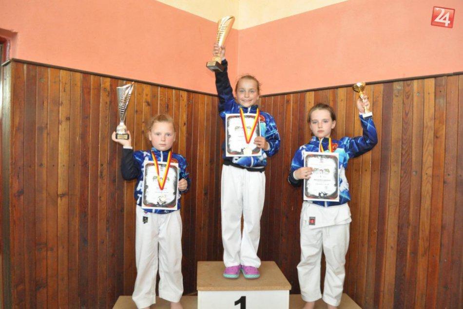 Central karate klub Poprad Žarnovica 06/2018