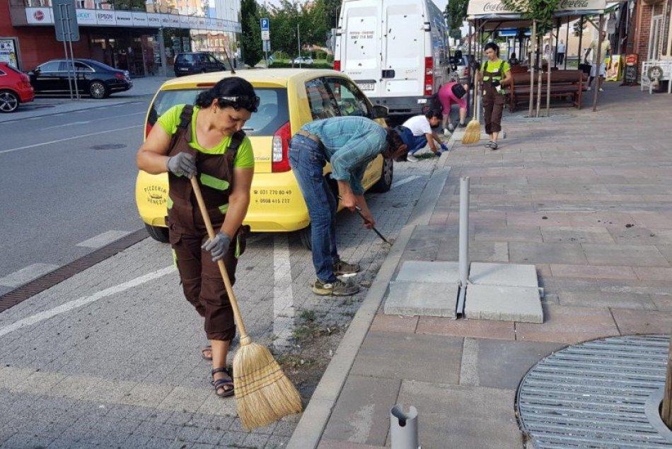 Onedlho sa začne Šaliansky jarmok: Počítajte s dopravnými obmedzeniami, FOTO