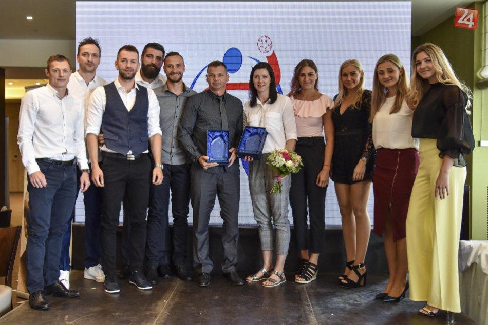 Považskobystričan Ľubomír Ďuriš v Sedmičke roka: FOTO z oceňovania