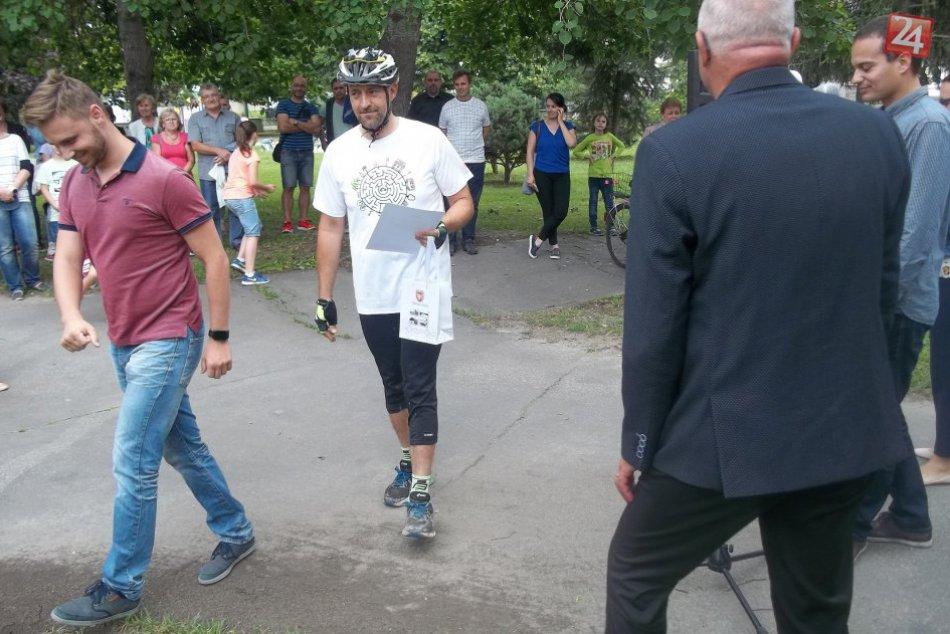 V Šali ocenili najlepších cyklistov: Najväčšie zastúpenie mali Májovky, FOTO