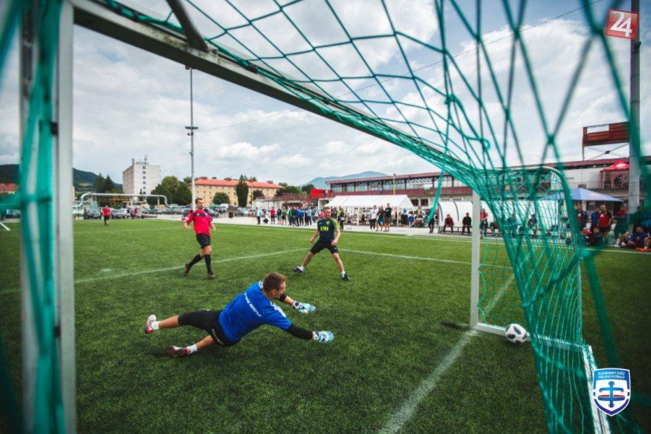 Majstrovstvá Slovenska v malom futbale: FOTO zo šampionátu na Považí